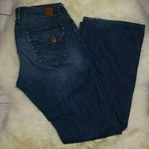 Lucky Brand Lil Maggie Jeans Size 8/29 Reg inseam